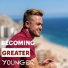 BECOMING GREATER YOUNGER artwork