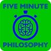 5 minute philosophy  artwork
