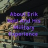 About Erik Nett And His Military Experience  artwork
