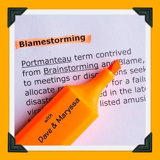 Cover image of Blamestorming