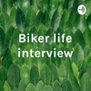 Biker life interview artwork