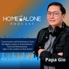 Home not Alone with Papa Gio artwork