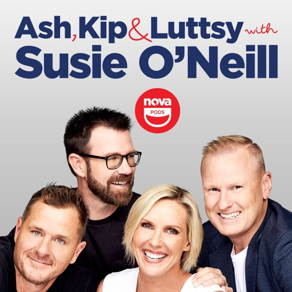 Ash, Kip, Luttsy & Susie O'Neill