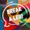 Break A Leg! Disability in the Arts artwork