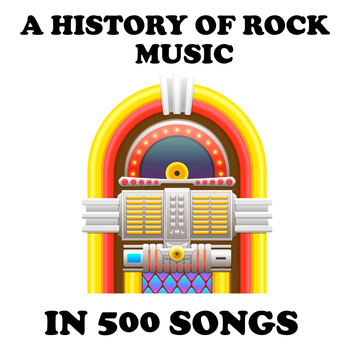 A History Of Rock Music in Five Hundred Songs – Lyssna här