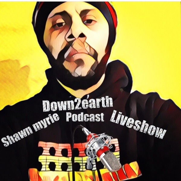 DOWN2EARTH PODCAST Artwork