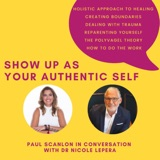 Show Up As Your Authentic Self - Holistic Approach To Healing, Creating boundaries, Dealing with trauma, Reparenting & more - In Conversation with Dr Nicole LePera