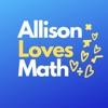 Allison Loves Math Podcast artwork