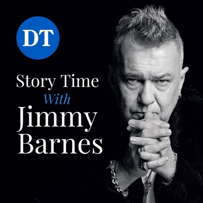 Story Time with Jimmy Barnes:Daily Telegraph