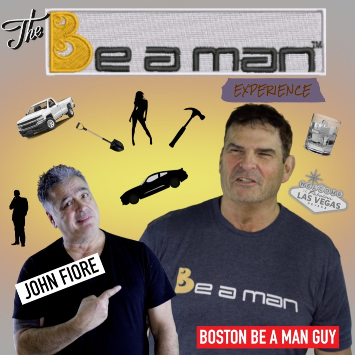 The Be a Man Experience