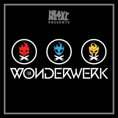 Heavy Metal Presents: WonderWerk:Heavy Metal / DIGA Studios