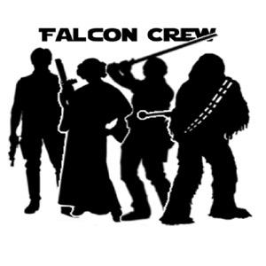Falcon Crew - Star Wars: Legion podcast