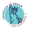American Dream on Caffeine artwork