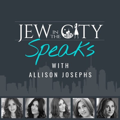 Episode 156: Allison Josephs is joined by Zalmen Glauber, practicing Hassid and sculptor