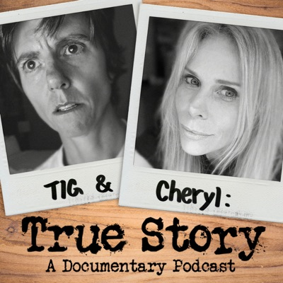 Tig and Cheryl: True Story:Tig Notaro and Cheryl Hines