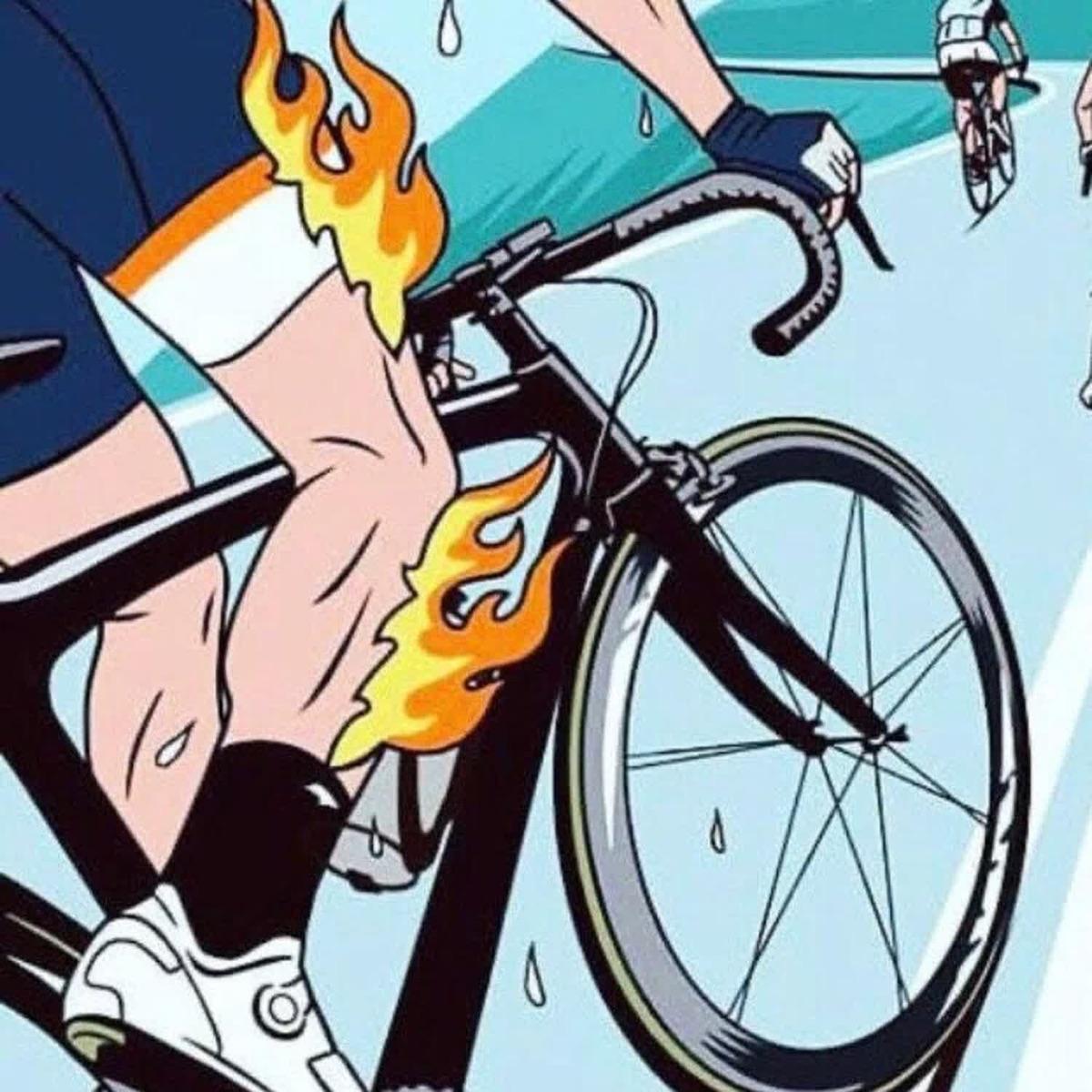 Dama do pedal