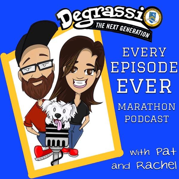 The Degrassi Every Episode Ever Marathon Podcast banner backdrop