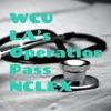 WCU LA's Operation Pass NCLEX artwork