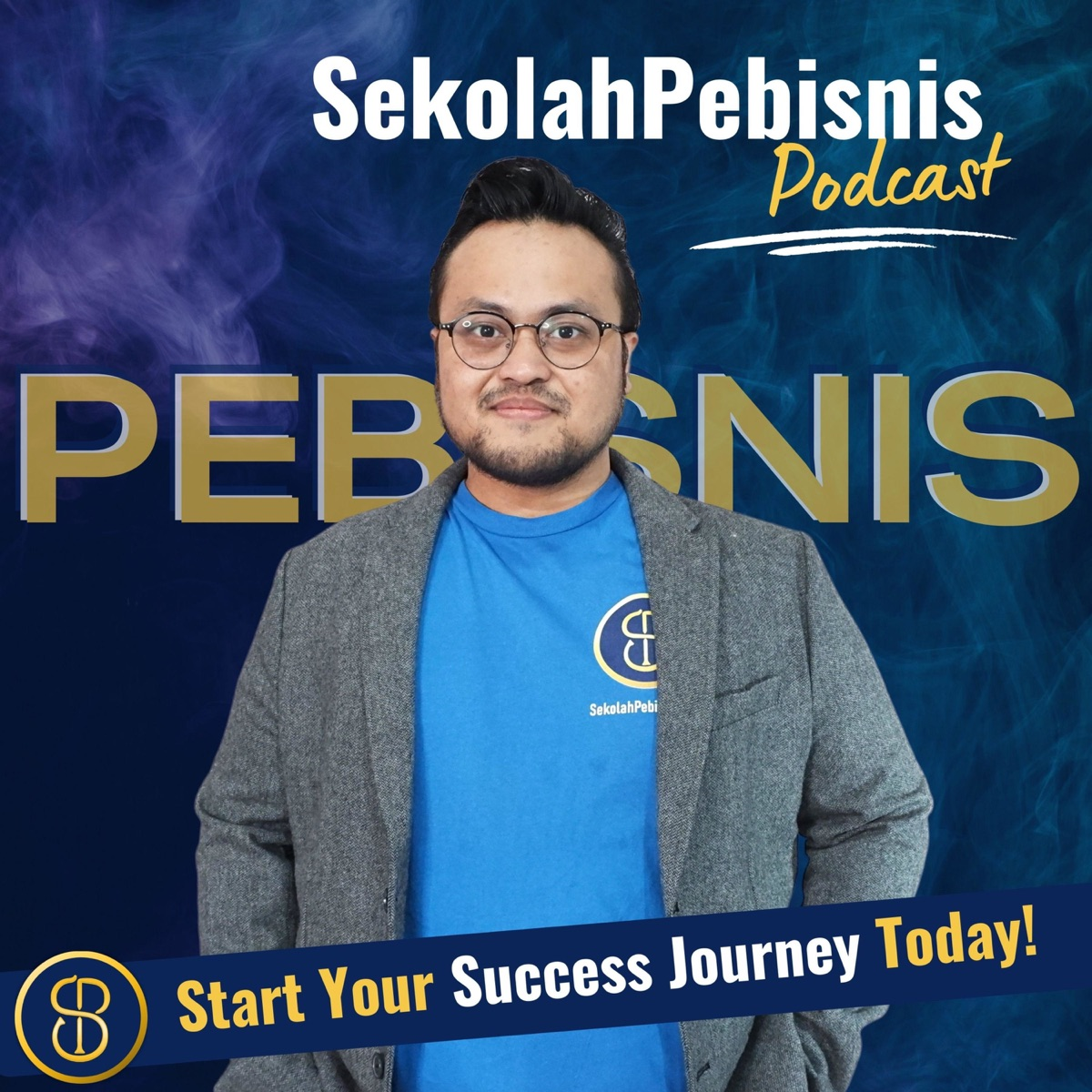 SekolahPebisnis Podcast with Yosef Abas