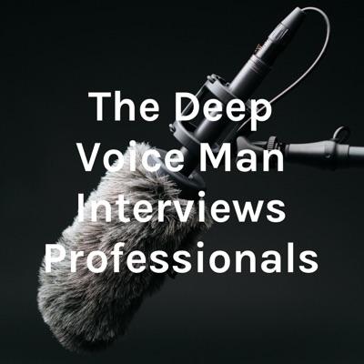 The Deep Voice Man Show:Luke Jean-Louis