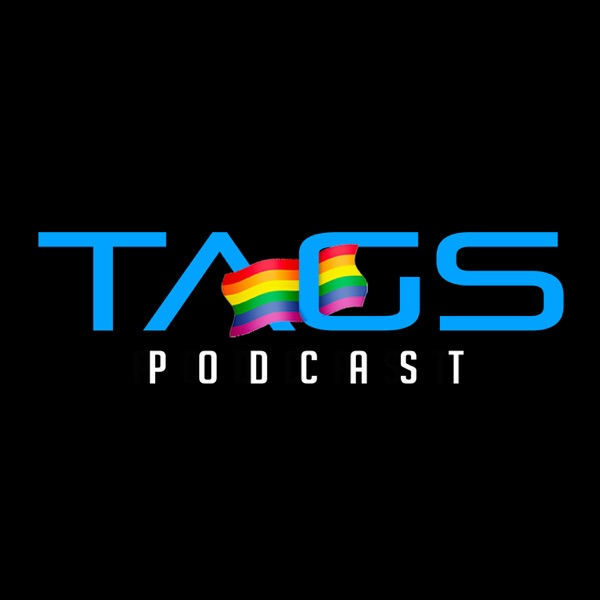 Talk About Gay Sex TAGSPODCAST Artwork