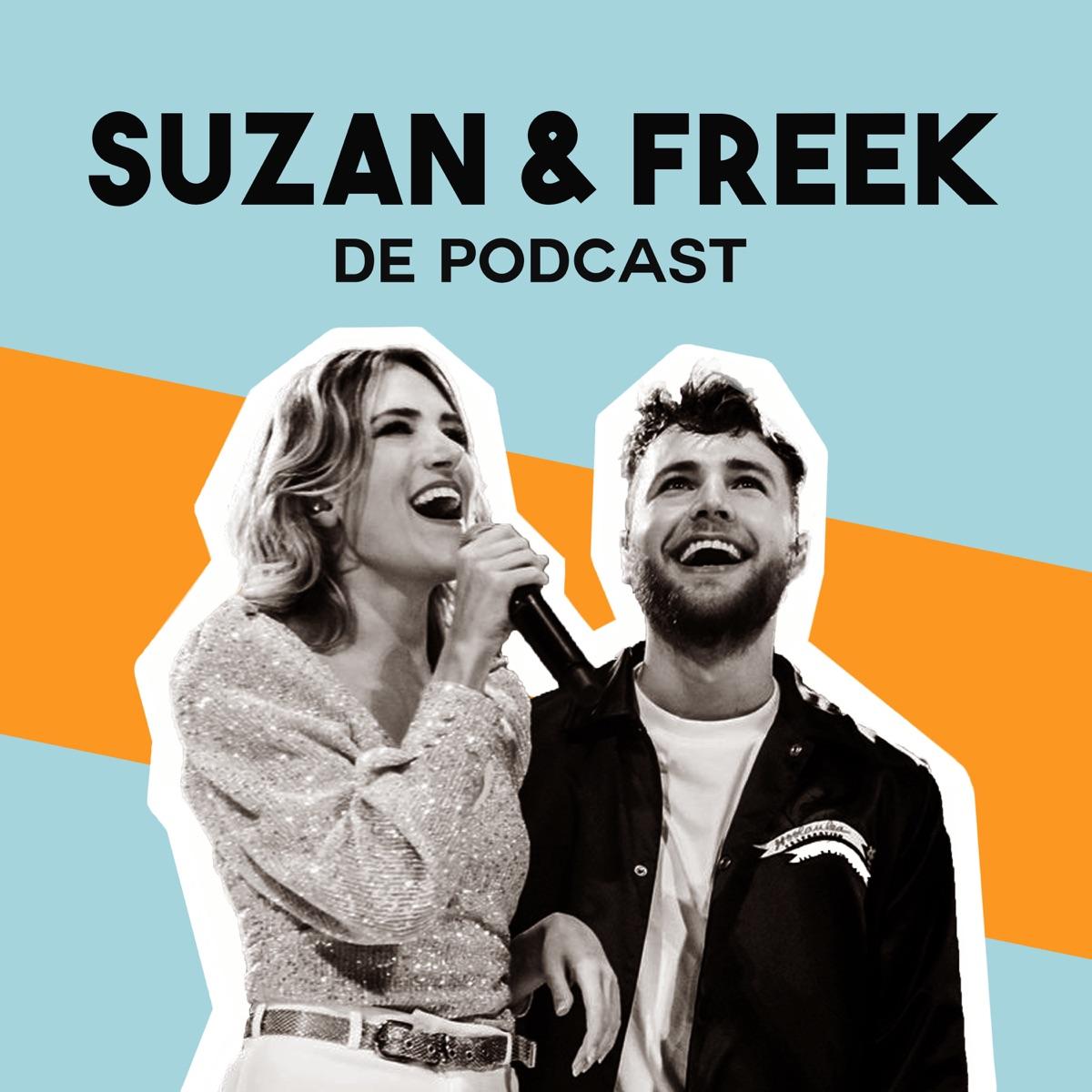 Suzan & Freek, de podcast