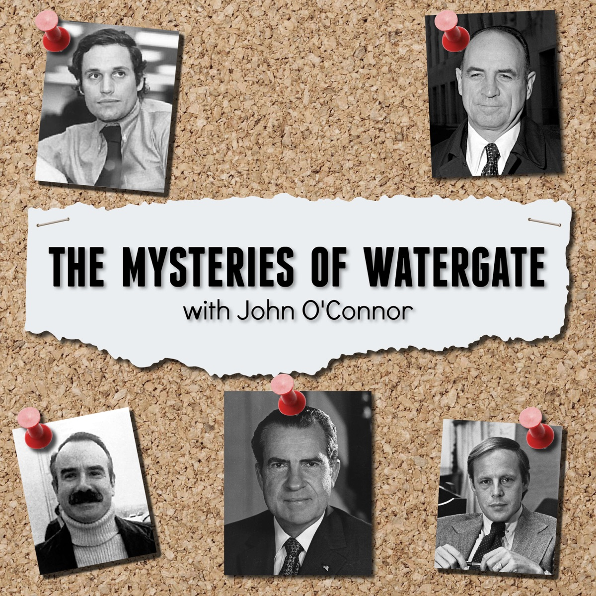 The Mysteries of Watergate