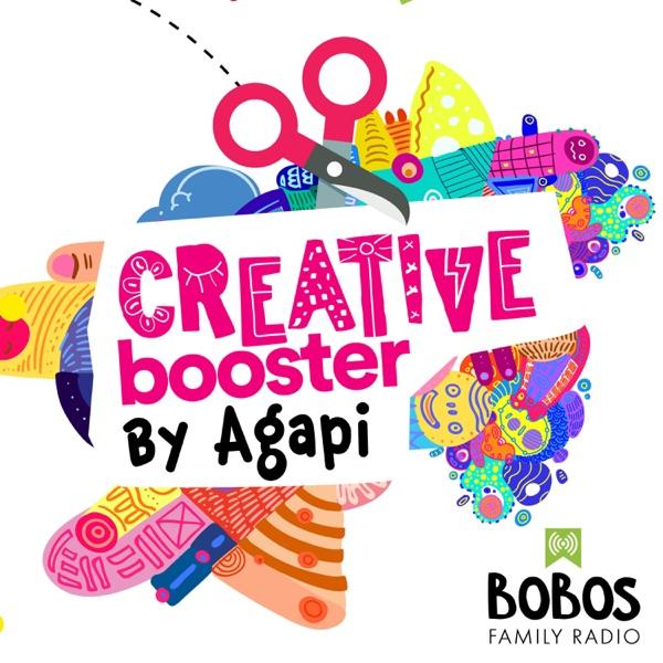 Creative Booster by Agapi | Ένα μουσικό ταξίδι με tips για μαμάδες και happy μουσική