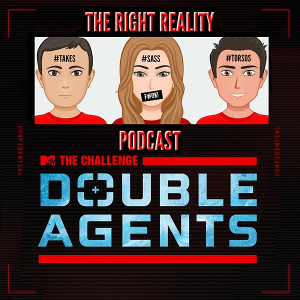 The Right Reality Podcast | MTV's The Challenge banner backdrop