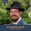 10 Minute Sicha, Rabbi Moshe Gourarie artwork