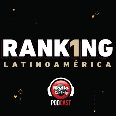 Ranking Latinoamérica:Radio Disney Latinoamérica