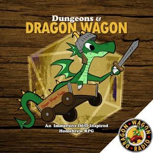 Dungeons and Dragon Wagon