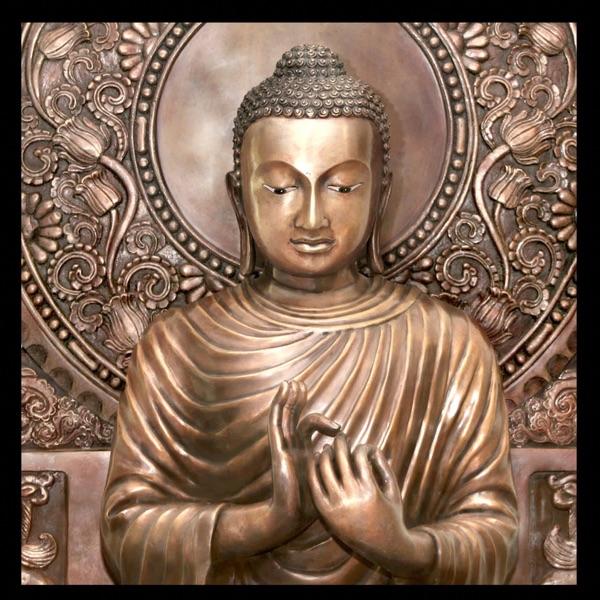 Dhammagiri Buddhist Podcasts Artwork