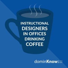 #IDIODC Instructional Designers In Offices Drinking Coffee