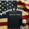 Pneuma & Aletheia (Spirit & Truth) artwork