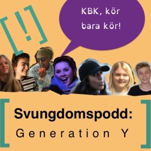 [Sv]ungdomspodd: Generation Y