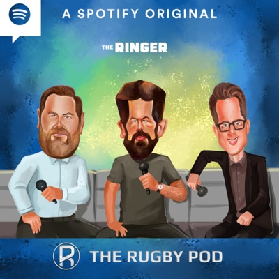The Rugby Pod:The Ringer