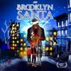 Brooklyn Santa artwork
