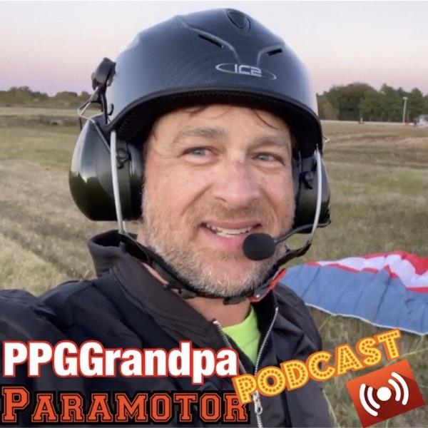 PPG Grandpa's Paramotor Podcast Artwork