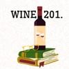 Wine 201 artwork