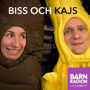 Biss och Kajs i Barnradion