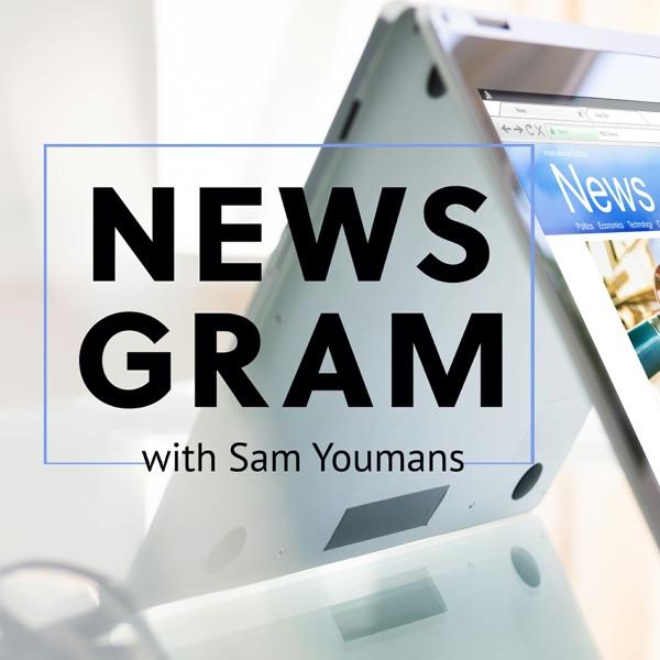 NewsGram with Sam Youmans Artwork