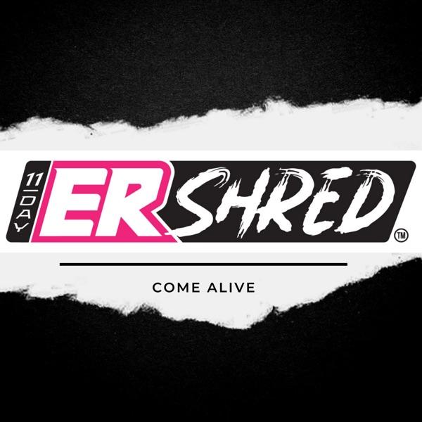 ER Shred Podcast Artwork