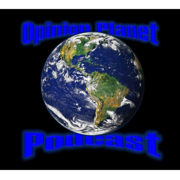 Opinion Planet Podcast Artwork