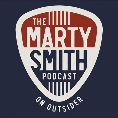 The Marty Smith Podcast on Outsider:outsiderpodcast