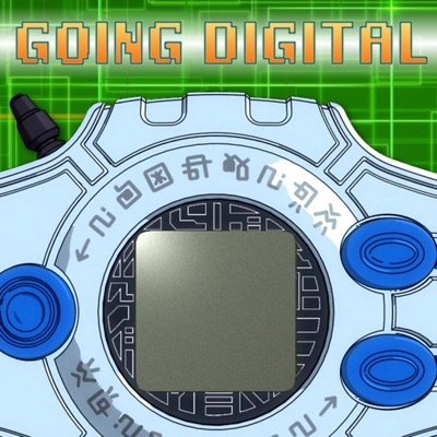 Going Digital: A Digimon Rewatch Podcast