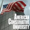 American Conservative University artwork