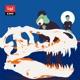 I dinosaurernes fodspor - med luppen fremme