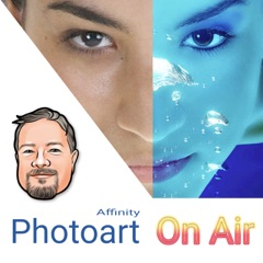 Affinity Photoart on Air