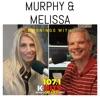 K-HITS Mornings with Murphy & Melissa artwork